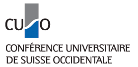 Conférence universitaire de Suisse occidentale