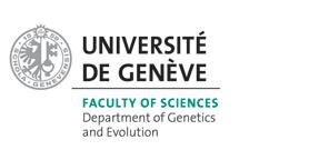 Dept. Genetics & Evolution