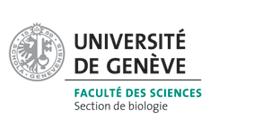 Biology Section, University of Geneva